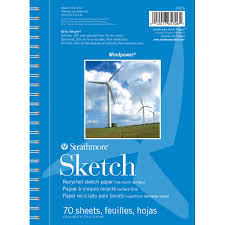 strathmore windpower sketch pad