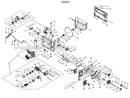 ridgid table saw r4513 parts ridgid r4516 parts list and diagram ereplacementparts com