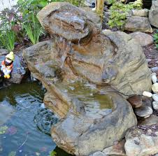 patio pond pool waterfall kits u0026 backyard water rock features