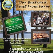 our backyard feast from farm home facebook