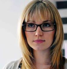 short hairstyles with glasses and bangs 10 hairstyles to wear with glasses and bangs andapo hair