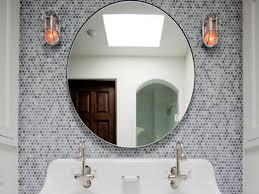 Wood Framed Bathroom Vanity Mirrors Bathrooms Design Circle Light Mirror Toilet Mirror Large Framed