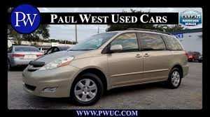 used lexus lx for sale florida used 2006 toyota sienna for sale in gainesville fl youtube