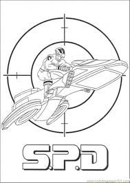 coloring pages of power rangers spd power rangers spd coloring pages get coloring pages
