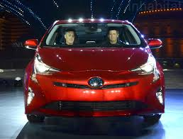 world auto toyota the all new 2016 toyota prius is sportier leaner and gets 10