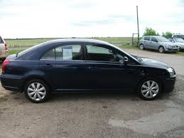 2008 toyota avensis 1 8 colour collection 5 door hatchback