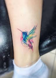 watercolor sparrow tattoo inkstylemag inkstylemag