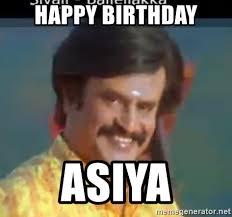 Bollywood Meme Generator - happy birthday asiya creepy bollywood star meme generator
