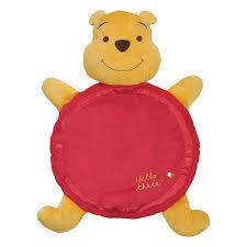winnie pooh plush playmat disney baby