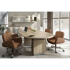Racetrack Boardroom Table 12 Foot Global Zira Boat Shape Conference Table Better Office