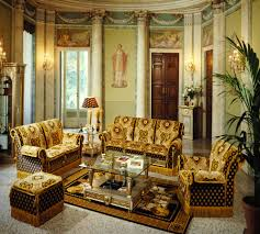 Versace Living Room Furniture Furniture Versace Black Italian Luxury Living Room Furniture