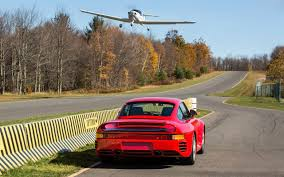 car of the day porsche 959 komfort acurazine acura enthusiast
