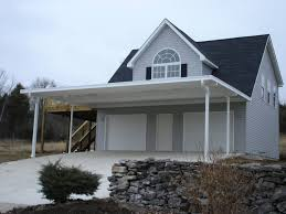 Aluminum Carport Awnings Exterior Inspiring Porch Cover Design With White Colored Wall