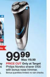 target black friday trimmer deals target u0027s best weekly deals 6 8 6 14 freebies2deals