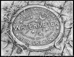 new orleans water meter new orleans water meter big ez artist