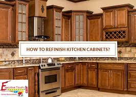 painting kitchen cabinets mississauga how to refinish kitchen cabinets executive touch painters