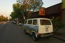 subaru microvan old parked cars 1980 jet industries electravan