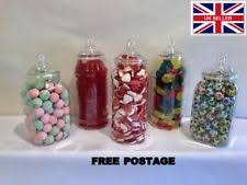 Plastic Candy Containers For Candy Buffet by Candy Buffet Jars Ebay