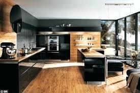 cuisine noir mat et bois cuisine noir mat cuisine obi cuisine l mat cuisine noir mat et bois