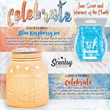 Pumpkin Scentsy Warmer 2012 by Wickless Allstars Scentsy Warmer And Scent Of The Month June 2016