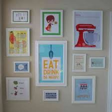 wall decorations for kitchens kitchen wall decor ideas diy
