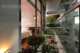 zen garden design with balcony condo deco pinterest zen