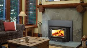 Fireplace Insert Screen by Wood Burning Fireplace Insert Heating Efficiency Raleigh Nc