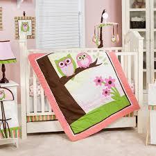 Circo Owl Crib Bedding Cheap Nursery Bedding Owls Find Nursery Bedding Owls Deals On
