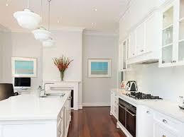 htons style kitchen htons kitchen design kitchen designs by millennium kitchens scoop