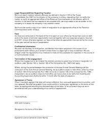 Confirmation Of Appointment Letter Sample Sample Audit Engagement Letter Final2 Jan 2011