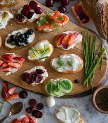 what does canape easy canapés preppy kitchen