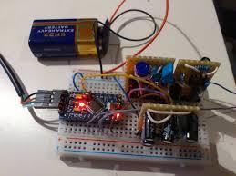 oscillateur à pont de wien à frà quence controllà e par l arduino