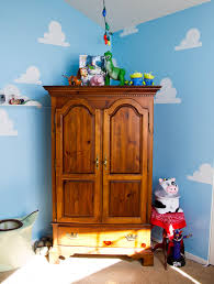 toy story boy s room project nursery 7 10 8 10 toy story figures