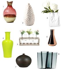 Good Vase Good Design Everyday Objects Vases Apartment Therapy