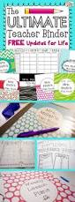 best 20 free lesson planner ideas on pinterest teacher planner