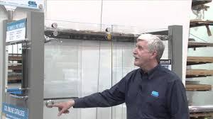 crl serenity shower door system youtube