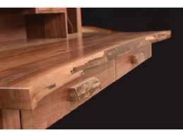 live edge desk with drawers live edge desk stutzmans amish furniture
