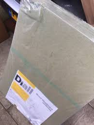 2 diall 6mm fibreboard laminate flooring underlay 9 6 m in
