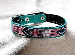 91 best dog collars images on pinterest beading patterns bead