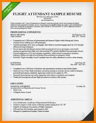 flight attendant resume 7 entry level flight attendant resume letter signature
