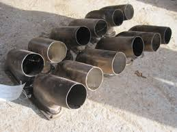 rolls royce merlin rolls royce merlin exhaust stubs a replica set of 12 of recent