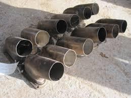replica rolls royce rolls royce merlin exhaust stubs a replica set of 12 of recent