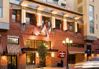 Comfort Inn Gas Lamp Hotels Near Petco Park Residence Inn Gaslamp Suites Photos Tour