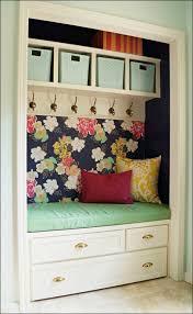Small Bench With Storage Furniture Amazing Under Window Storage Bench Bedside Shelf