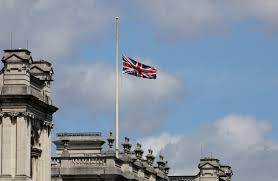 Flag Flown At Half Mast London Bridge Attack Pm Theresa May Says On Islamic Terrorism