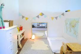 chambre bébé montessori un bébé montessori 1 la chambre titisse biscus