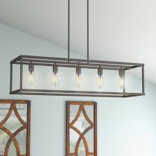 kitchen island pendant laurel foundry modern farmhouse 5 light kitchen island