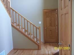 Indoor Banister Stair Railings Interior Metal Stair Railing Ideas For Modern