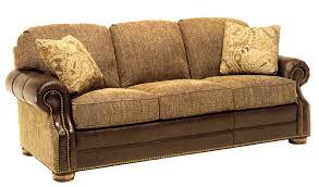 Fabric Sofa Set Leather And Fabric Sofa