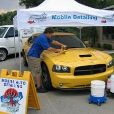mobile auto detailing reconditioning equipment supplies and